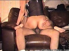 Ex Wife Couch Anal Fuck