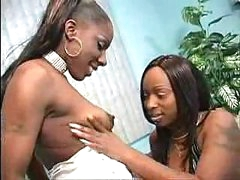 Ghetto Skanks Share White Pecker