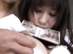 Naughty and amazingly hot Japanese angels give deep mouth